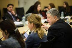 Призвал предоставить ПДЧ: Порошенко принял участие в заседании Украина-НАТО
