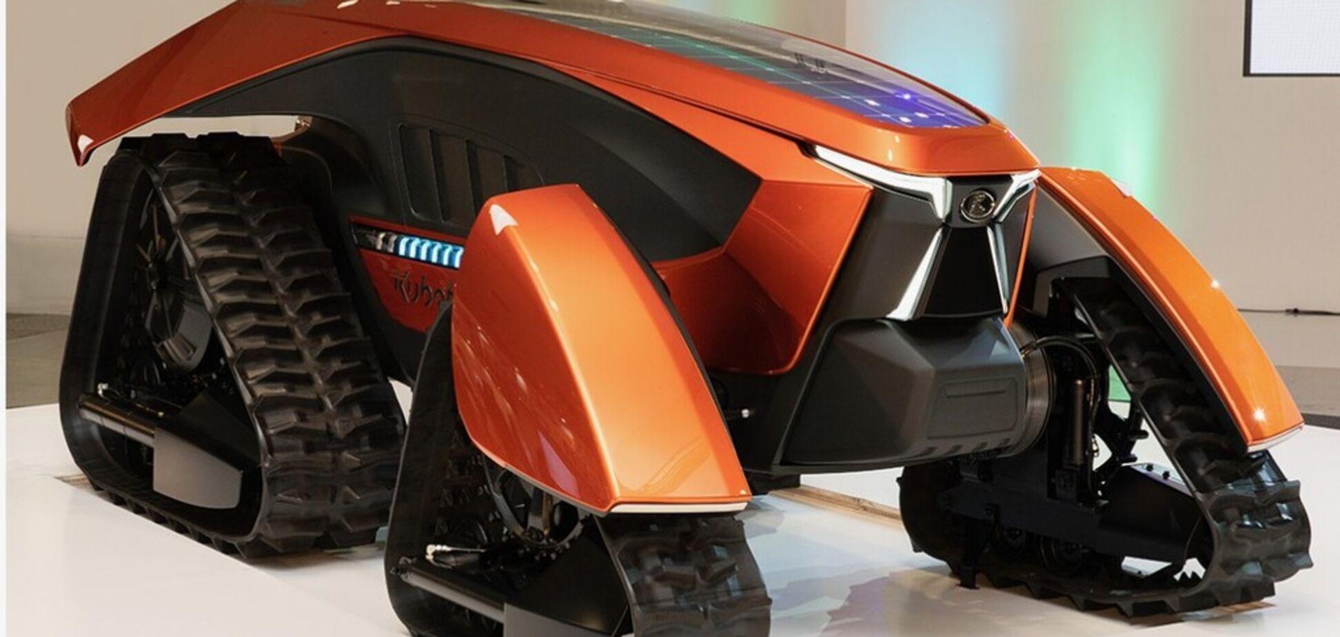 Фермеры Японии начнут использовать роботов на солнечных панелях
