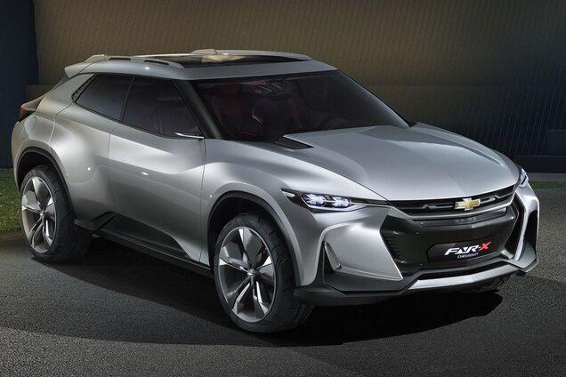 Концепт електромобіля General Motors