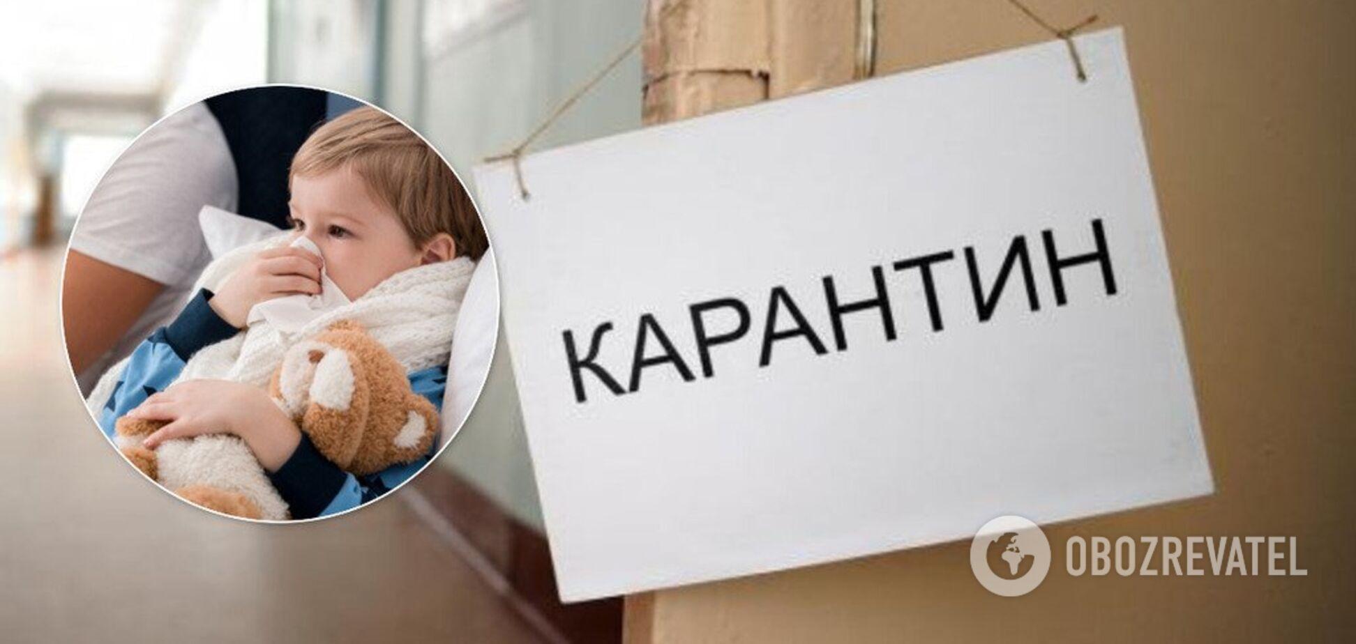 Грипп 'косит' черкасщан: школы областного центра закрыли на карантин