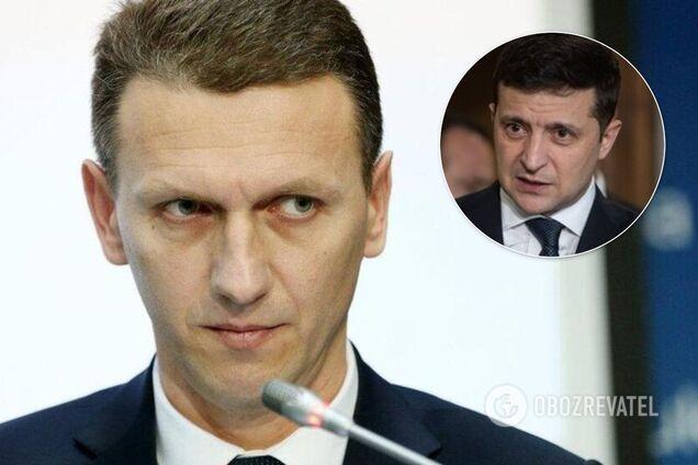 Труба обжалует указ Зеленского о своем увольнении с ГБР