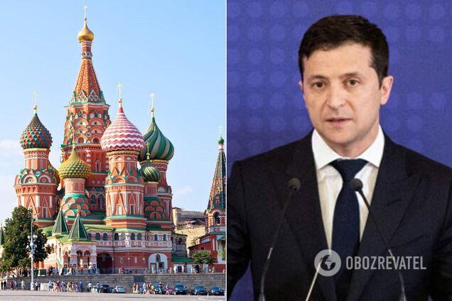 Реакция Кремля на заявление Зеленского