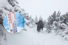 Завалит снегом и упадет температура: когда в Украине резко изменится погода