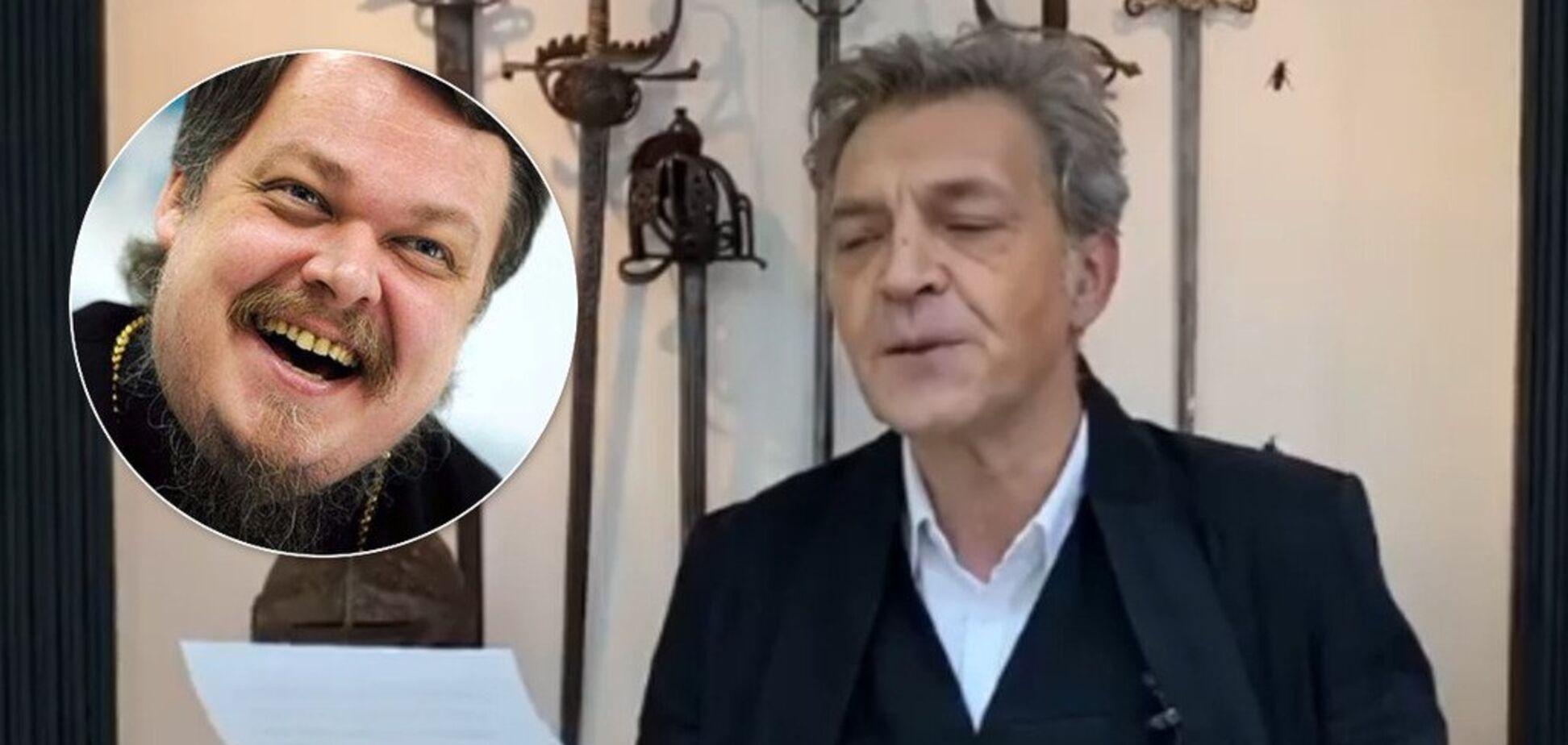 Невзоров рассказал о скандальных текстах Всеволода Чаплина