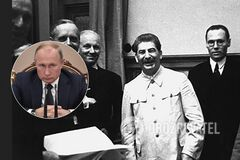 Путин в ситуации непреодоленной ошибки