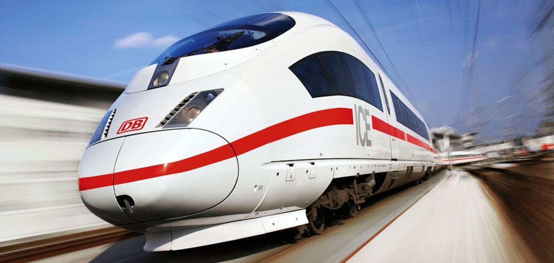 У Німеччині потяги великої транспортної мережі перейдуть на енергію сонця
