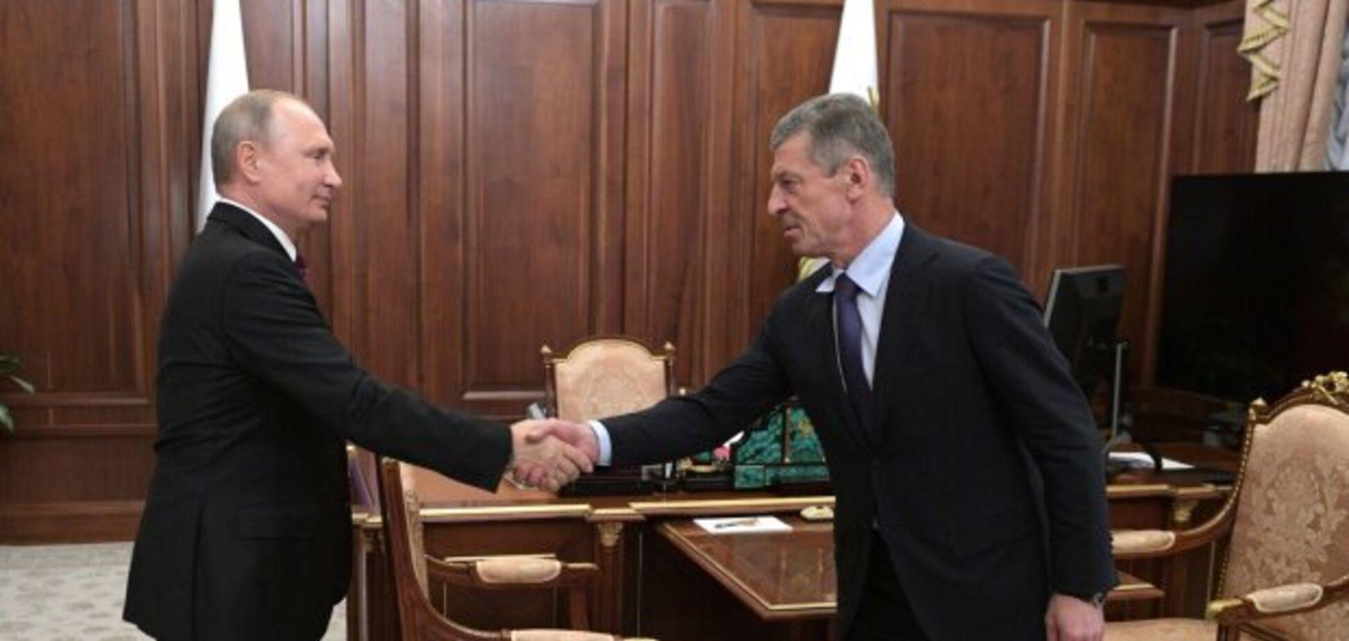 'Не п'є, але курить, як паровоз': спливли ексклюзивні подробиці про нового куратора Путіна по Україні