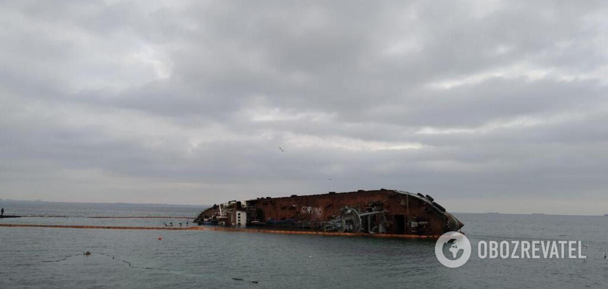 Назван настоящий владелец затонувшего у Одессы танкера Delfi