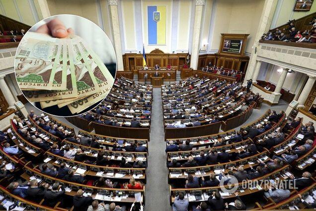Депутатів Ради штрафували за прогули