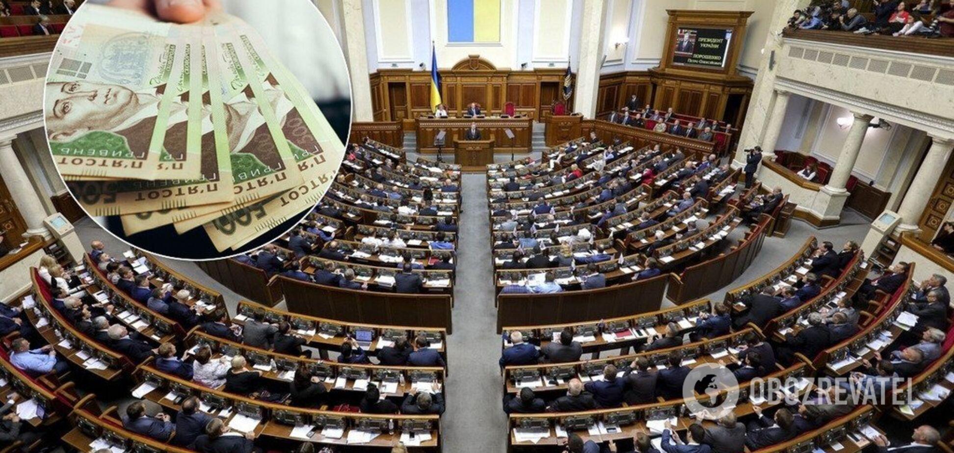 Депутатів Верховної Ради жорстко оштрафували за прогули: складено топ порушників