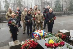 'Они не спрашивали 'Какая разница!' 'ЕС' почтила память Героев Крут