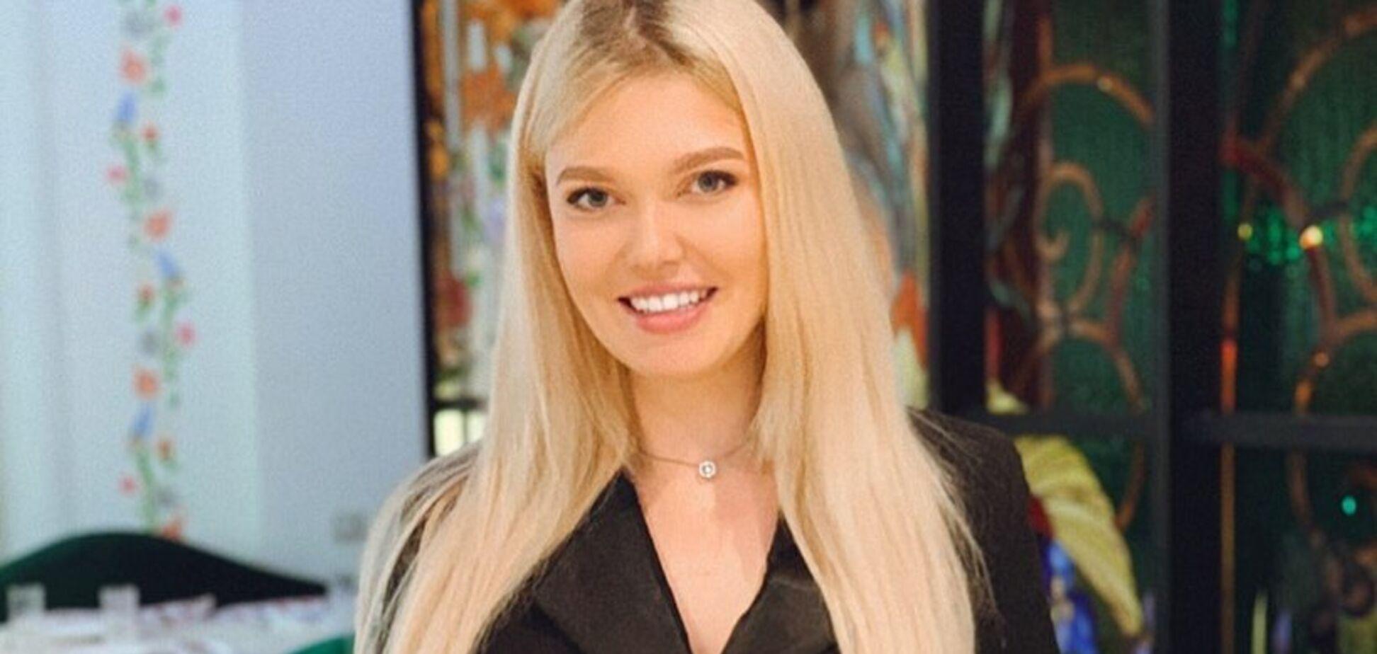 'Любов'ю ситий не будеш': скандальна 'Міс Львова' розповіла, як вибирає 'самця'