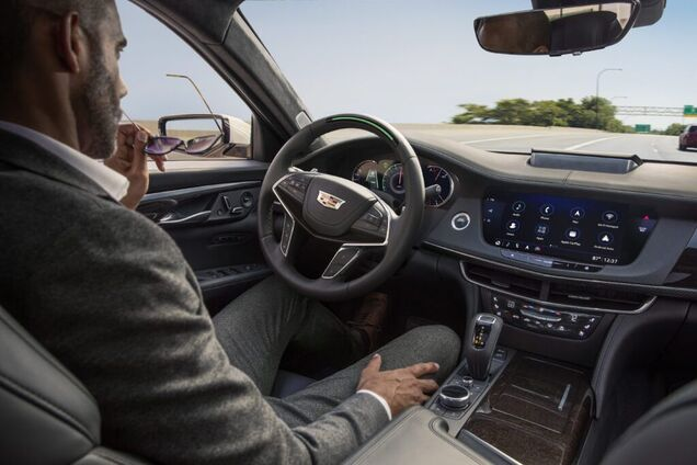 В США Cadillac начнет создавать электрические беспилотники премиум-класса