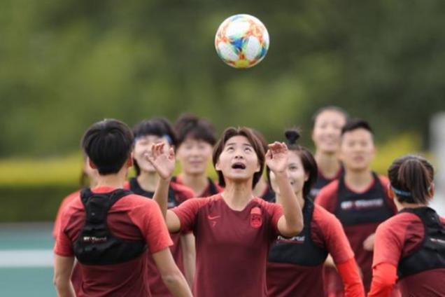 Женская сборная Китая по футболу