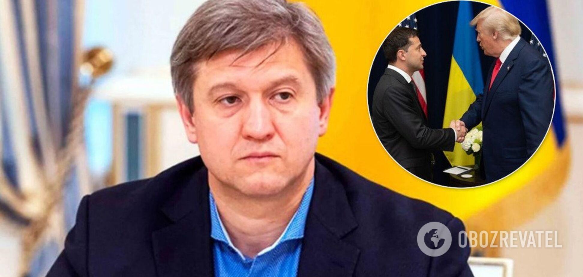 'Команду Зеленського охопила паніка!' Данилюк розповів, як Трамп зірвав переговори США й України