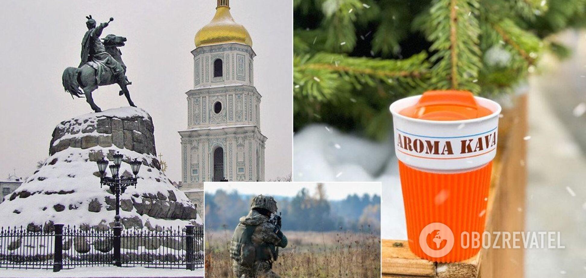 Скандал в Aroma Kava с ветераном АТО в Киеве получил справедливый финал