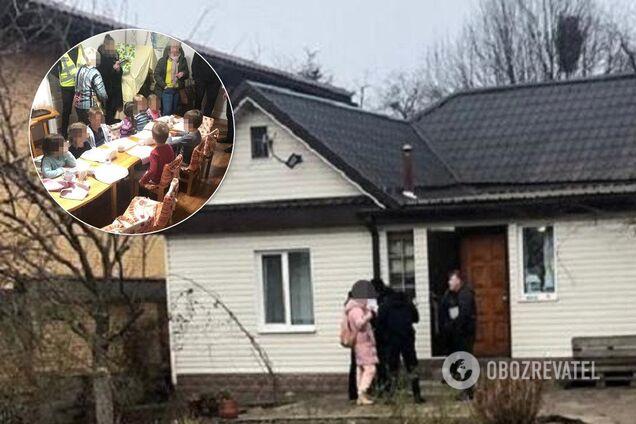 Поліція розігнала дитячий простір на Подолі в Києві