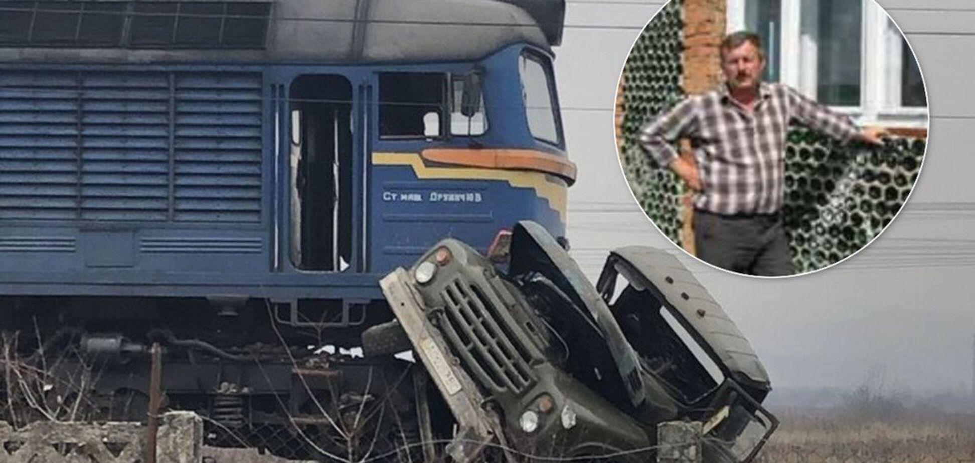 Один із синів у лікарні: у страшній ДТП із потягом на Закарпатті загинув батько 16 дітей