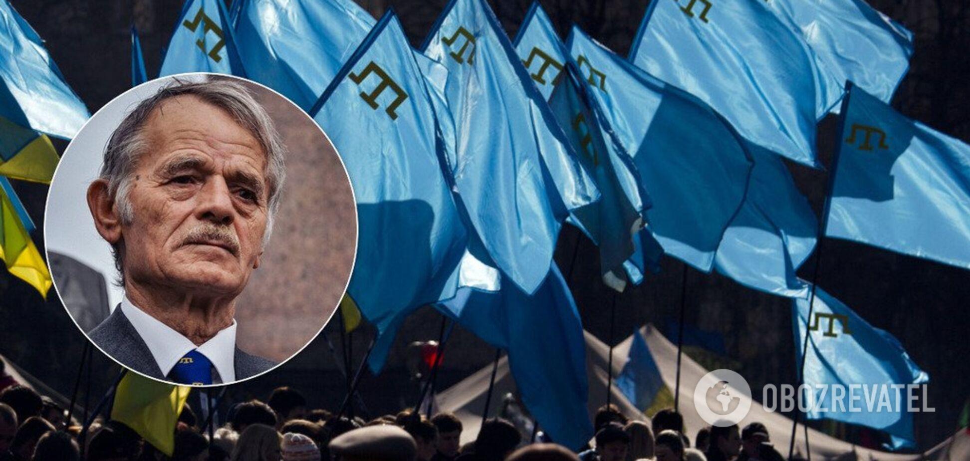 'Ми йдемо маршем': Джемілєв розповів про 'прорив' до Криму