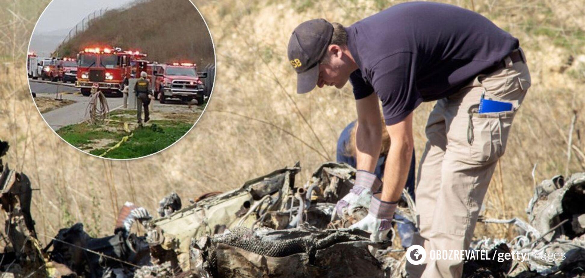 Слідчі виявили загадкове явище перед катастрофою вертольота Браянта