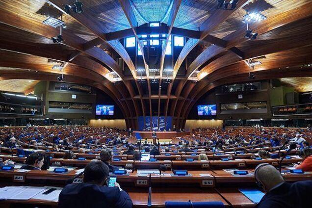 В ПАСЕ дали добро на предательскую для Украины резолюцию