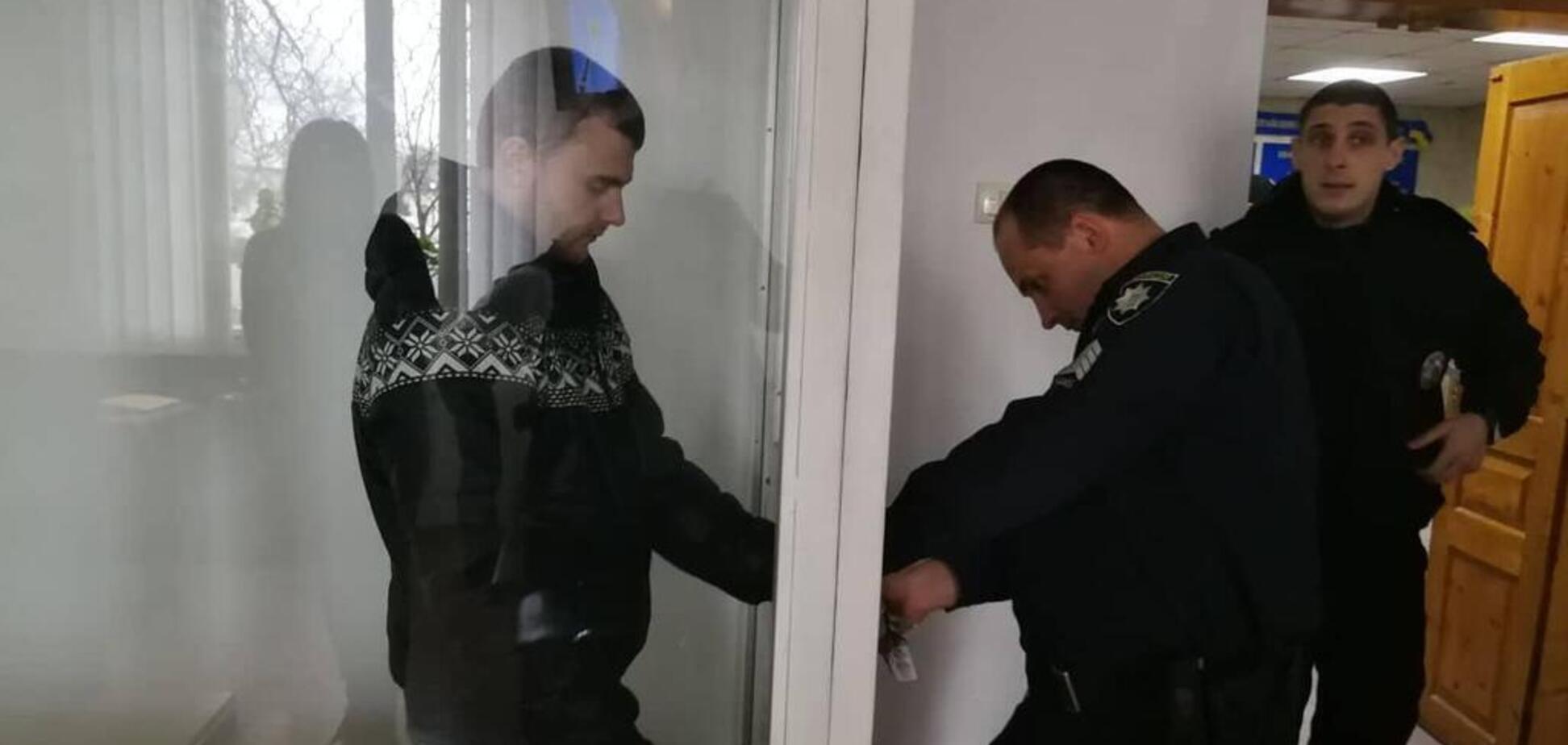 Підозрюваний у вбивстві Даші Лук'яненко зробив гучні заяви