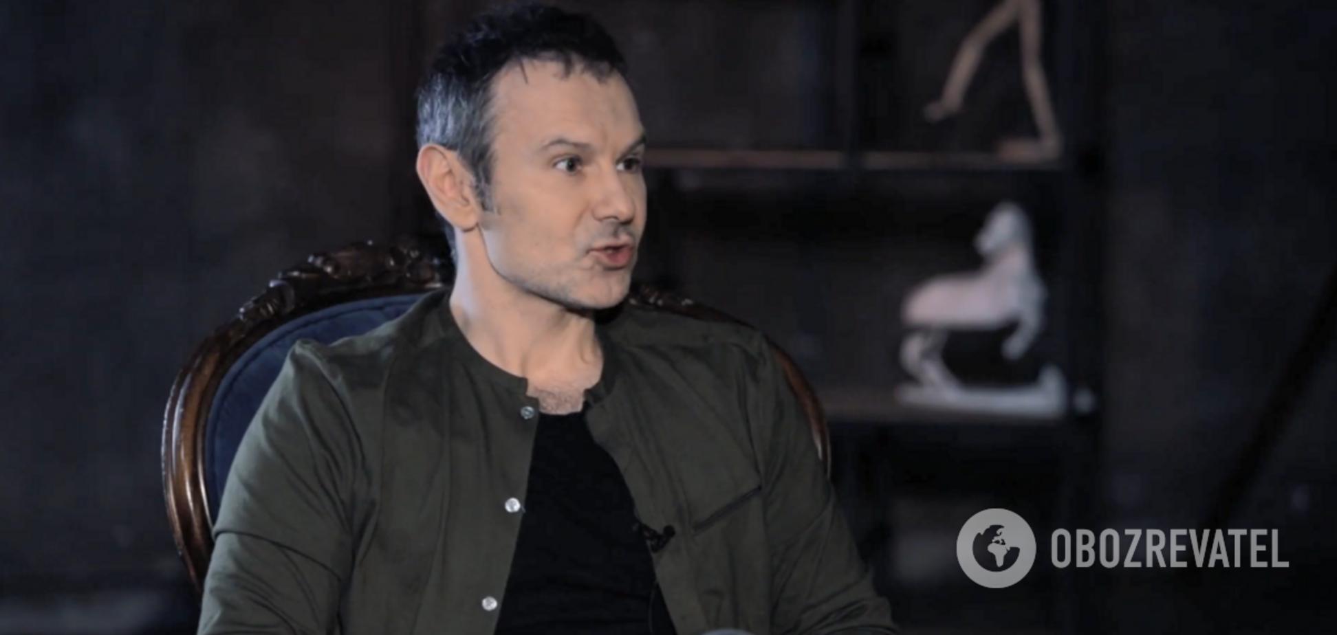 'Рано чи пізно, кожен візьме своє': Вакарчук рассекретил новую песню в интервью OBOZREVATEL