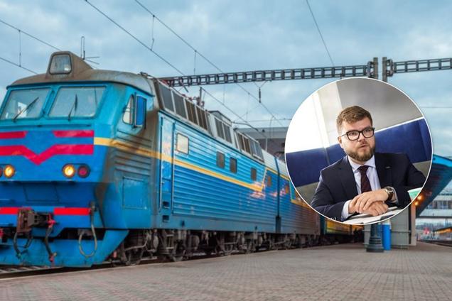 "Уволенный Кравцов похвастался компенсацией от ""Укрзалізниці"""
