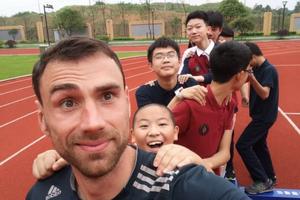 Украинец рассказал о работе учителем в китайской школе