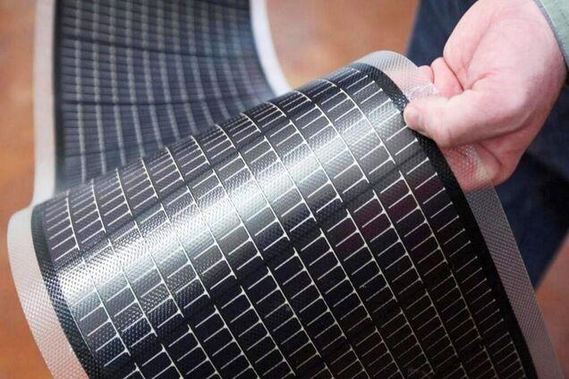 Кремниевые солнечные панели