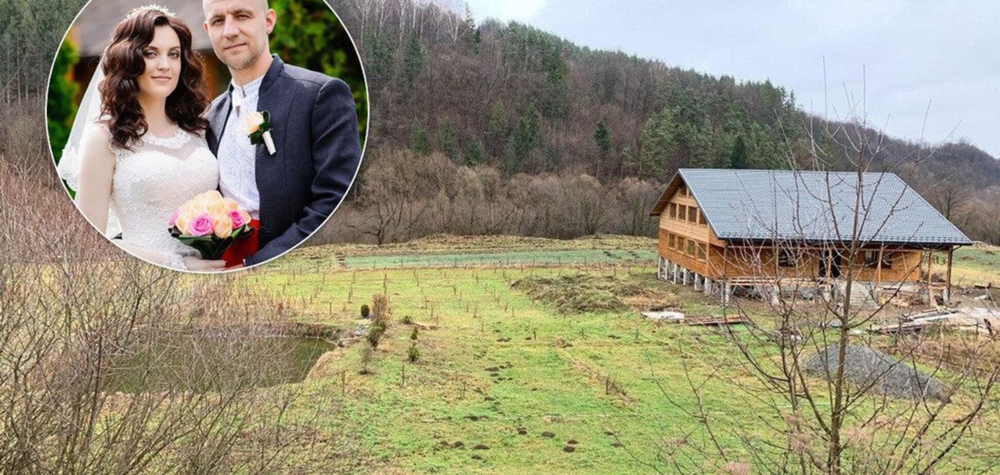 'Просто удачно женился': 'козак' Гаврилюк отреагировал на новость о доме в Карпатах