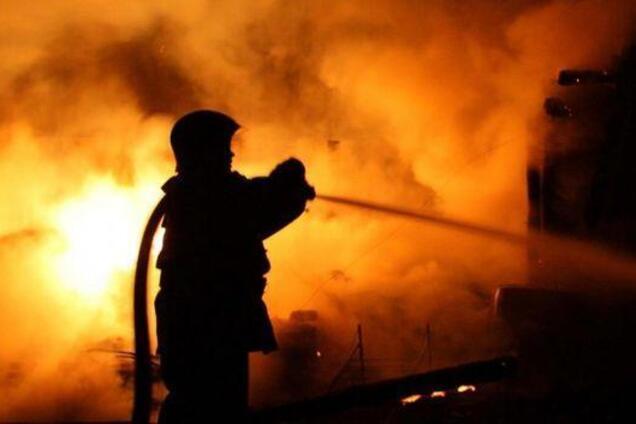 Пожежа в Кам'янському