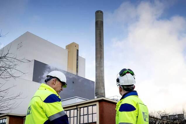 Закриття вугільної електростанції Hemweg в Нідерландах