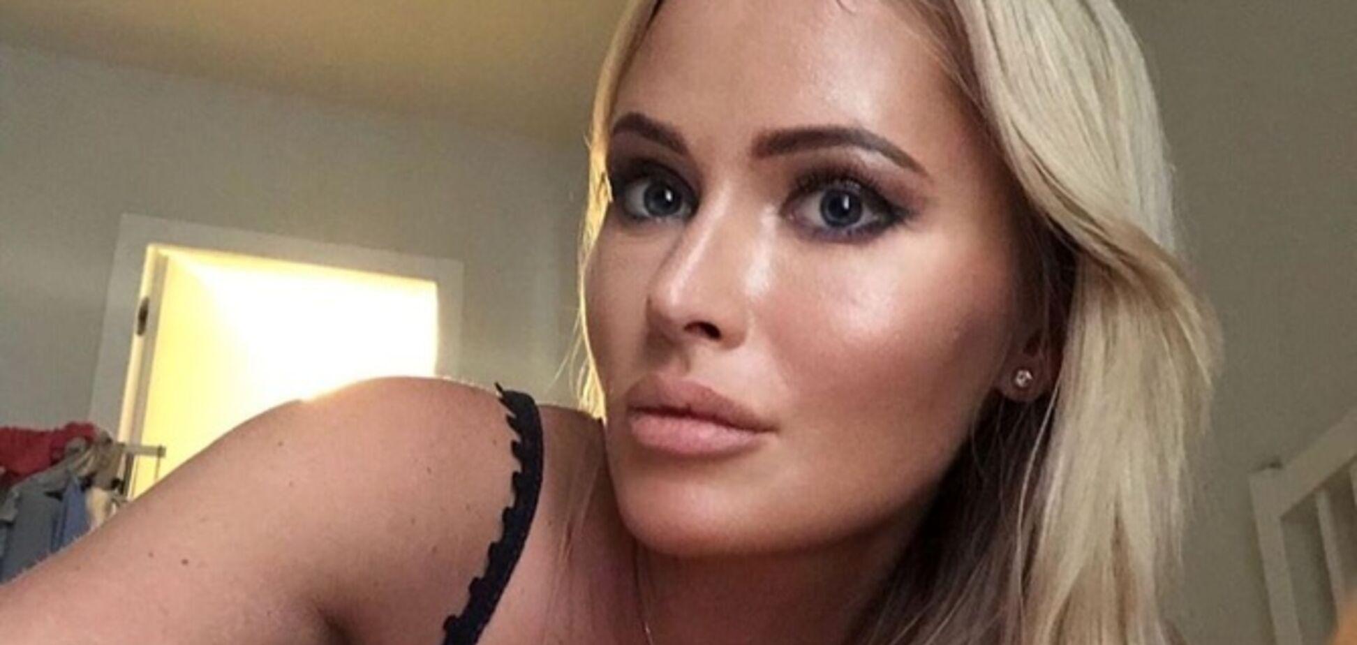 'Колени, как у бабки': скандальную Борисову разгромили в сети из-за внешности