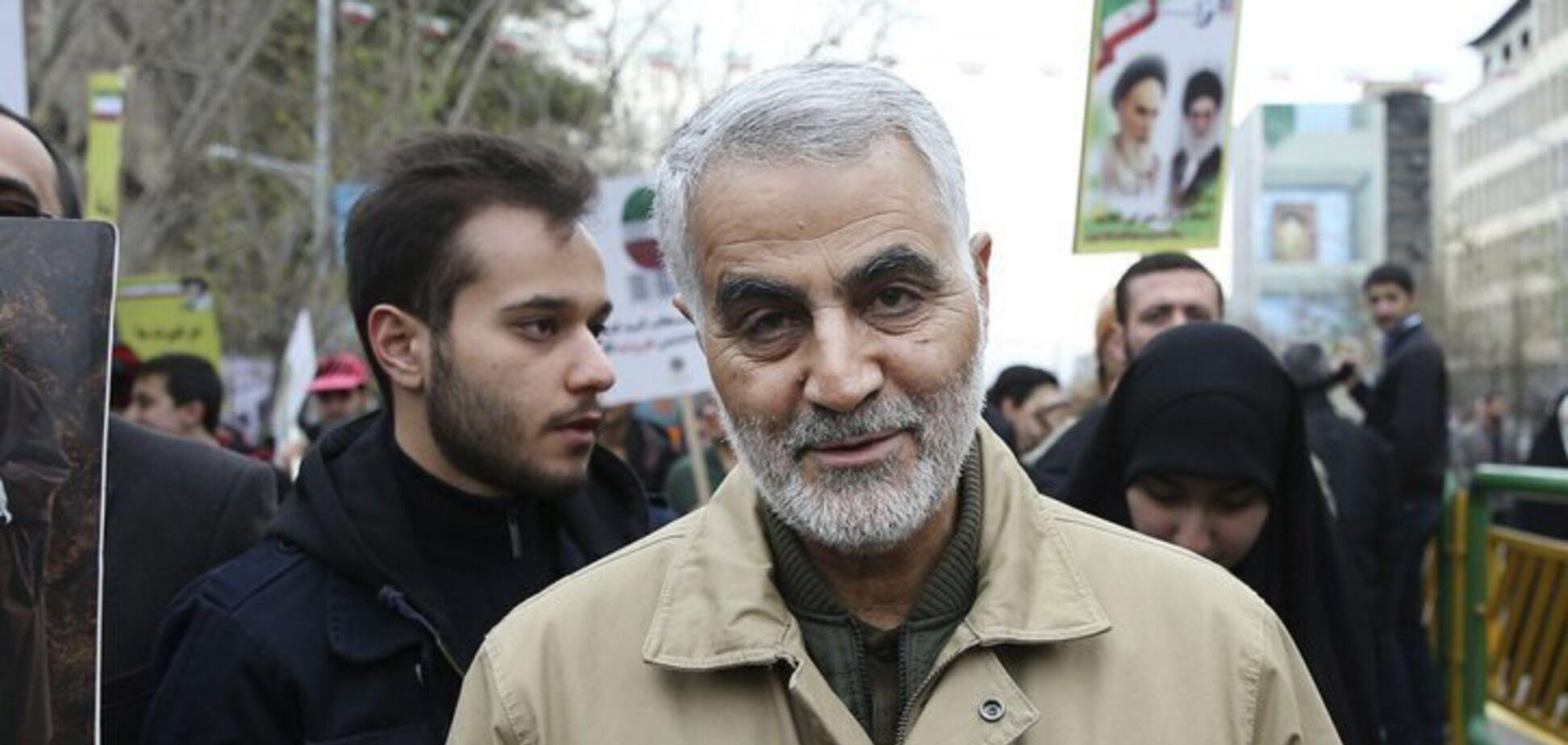 Вбивство генерала в Іраку: стало відомо, навіщо Сулеймані прибув до Багдада