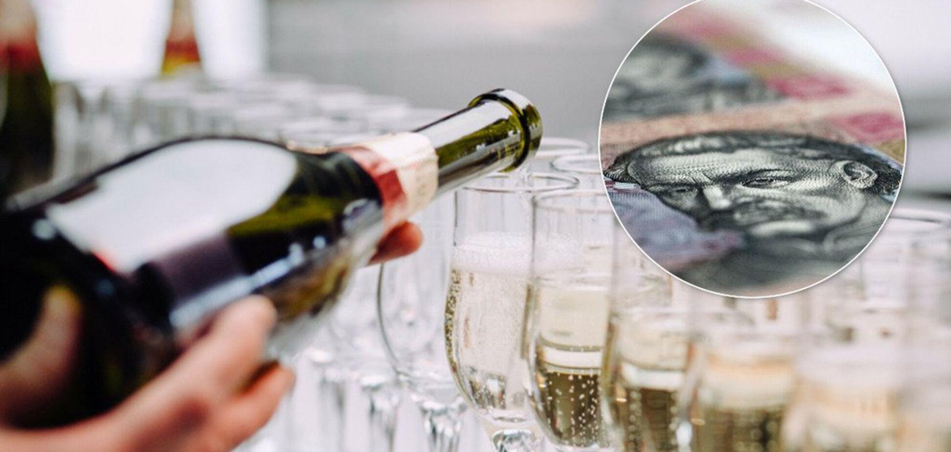 Велике держпідприємство скасував закупівлю алкоголю на сотні тисяч гривень через коронавірус
