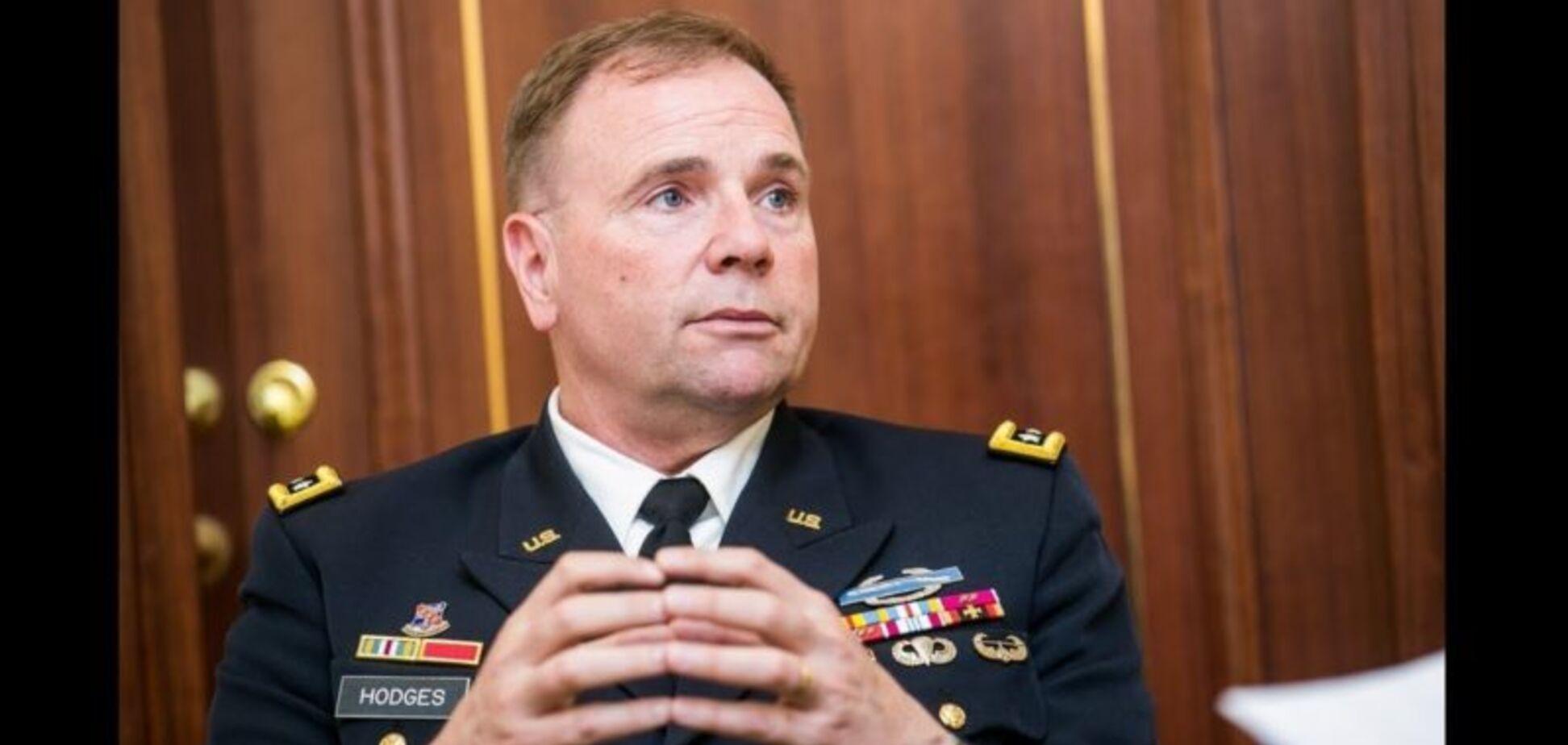 Американський генерал дав прогноз на вторгнення Росії