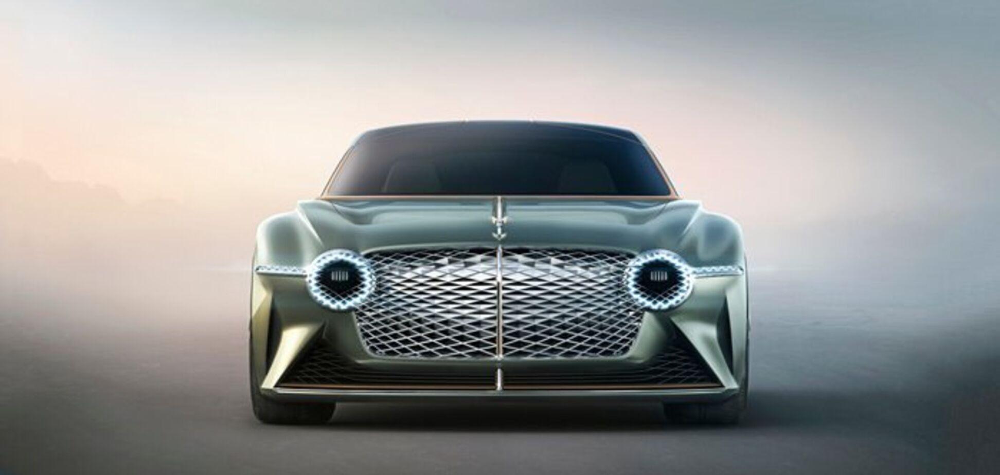 Bentley розповіла про створення люксового електромобіля: що відомо
