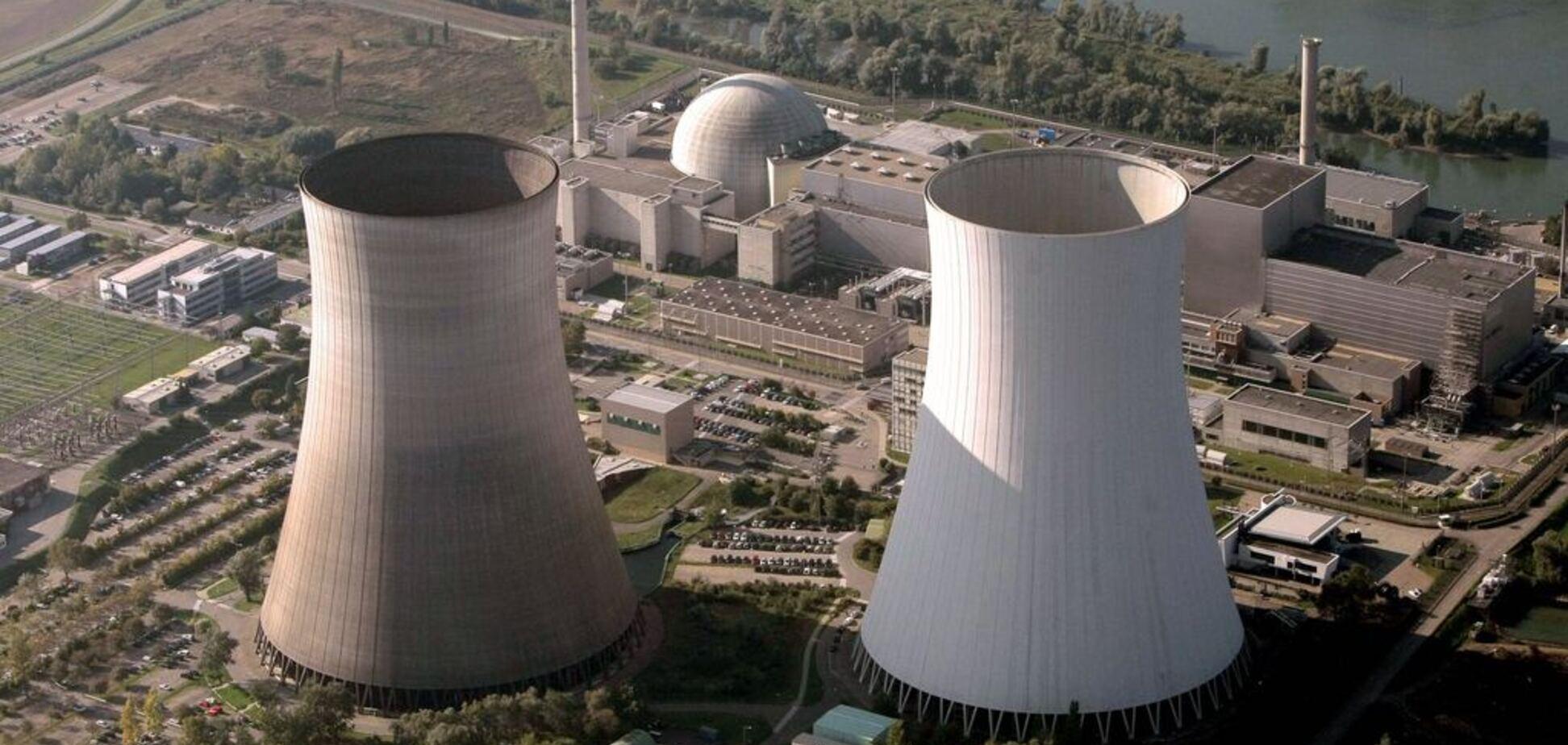 Німеччина в новорічну ніч втратила атомну електростанцію