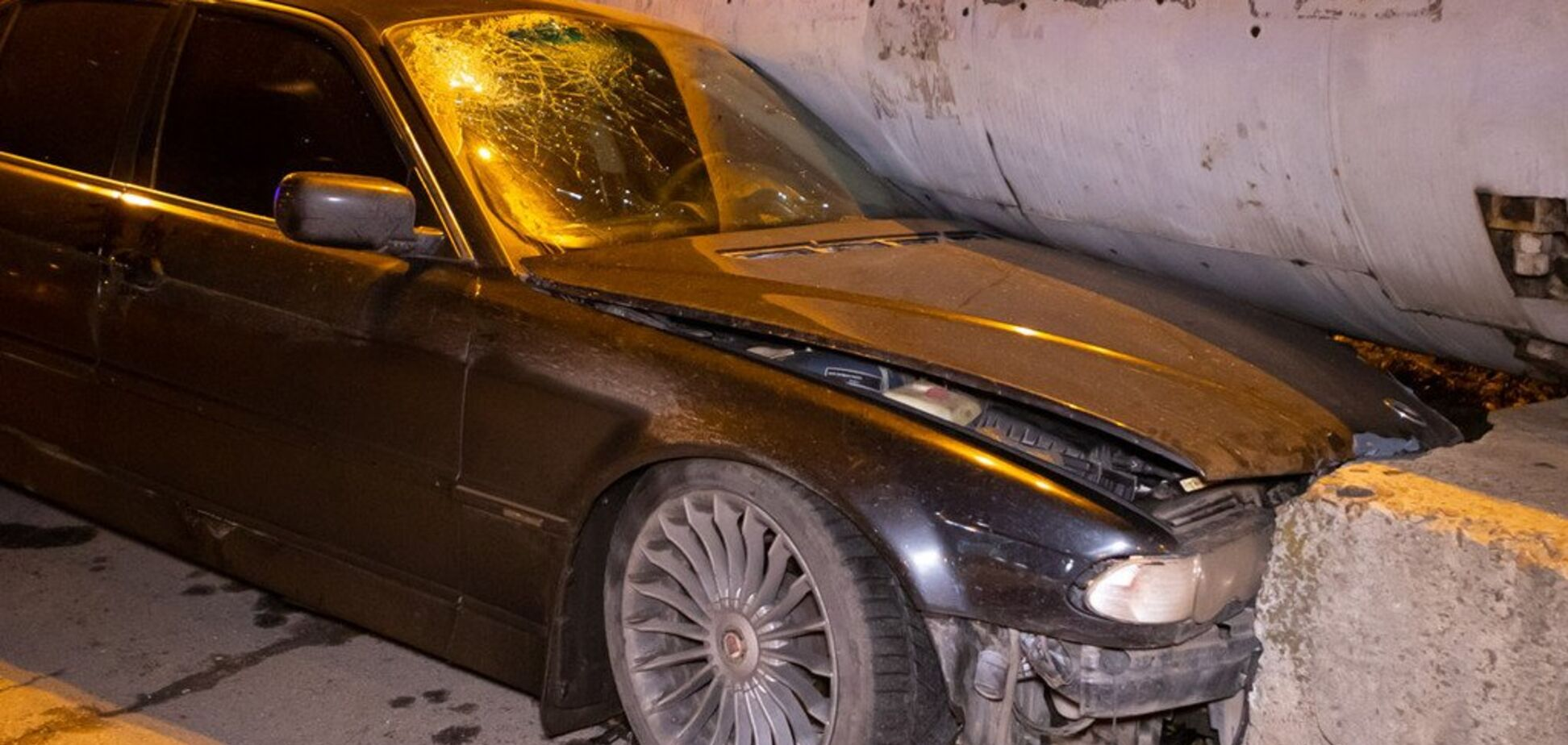 У Дніпрі зіткнулися BMW і Toyota: є постраждалі