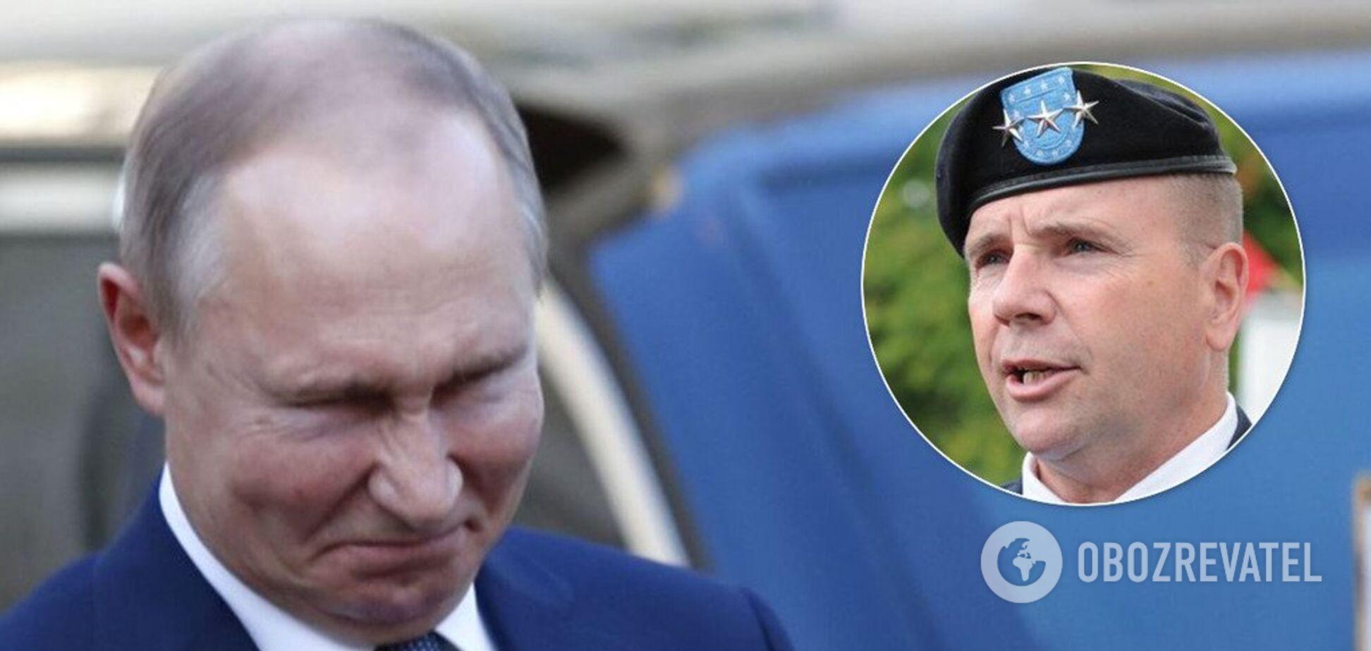 'До Екатерины ІІ России там не было!' Генерал США напомнил Путину исторический нюанс о Крыме