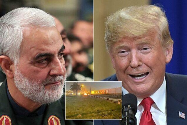 Сулеймани и Трамп