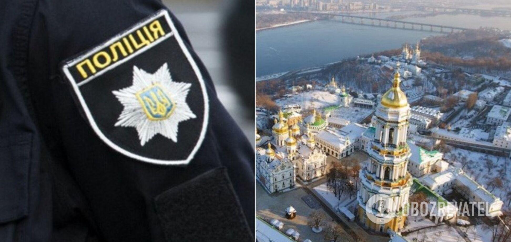 В Киеве в лесополосе нашли мужчину, повесившегося на шнурках