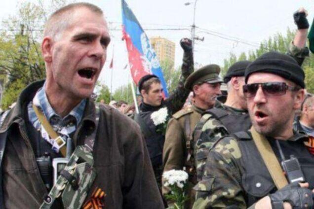 """Террористы """"ДНР"""""""