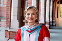 Уедет из США? Хиллари Клинтон получила ректорство в Британии