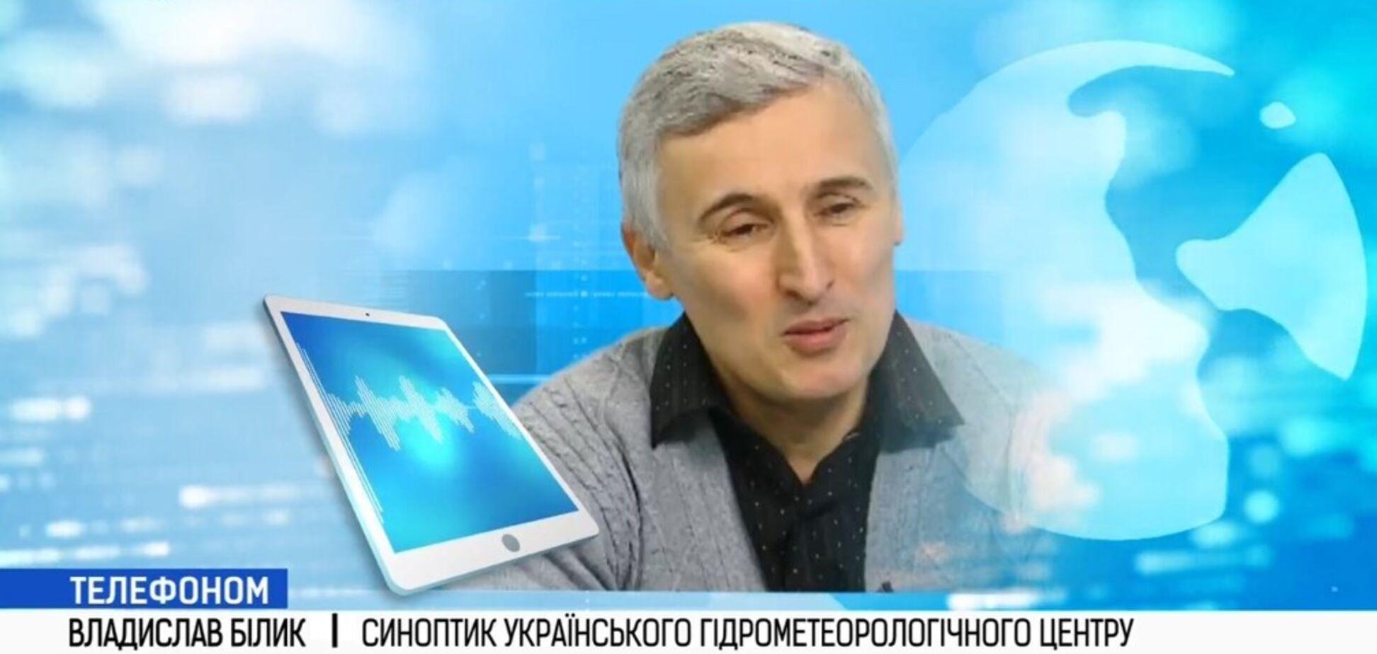 Рождество без снега: синоптики изменили прогноз на праздники в Украине