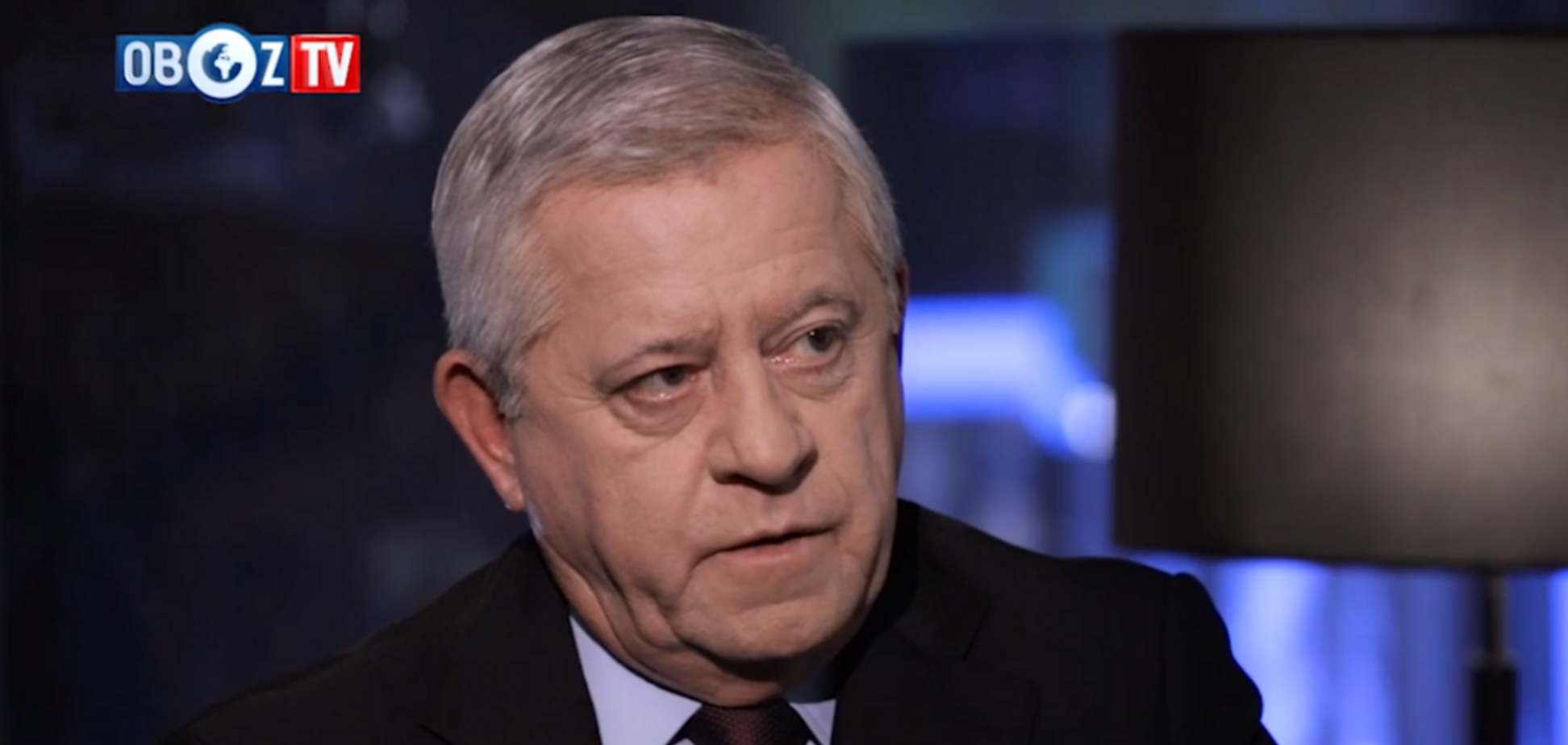 OBOZ TALK – экс-премьер-министр Украины Анатолий Кинах