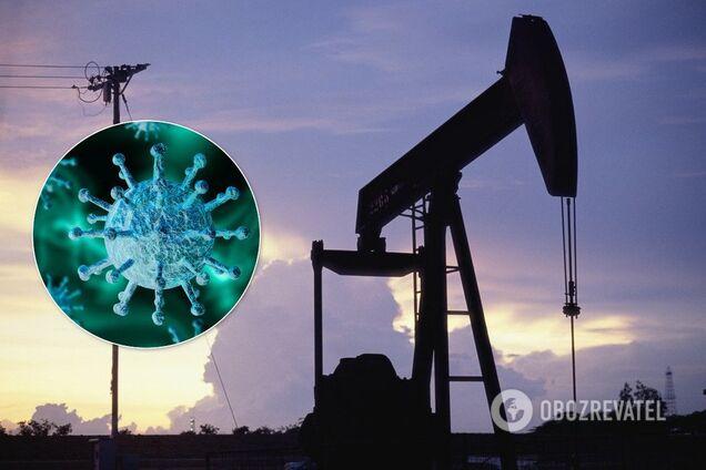 Вспышка пневмонии нового типа может привести к замедлению роста глобальной экономики и обернется последующим спадом спроса на нефть
