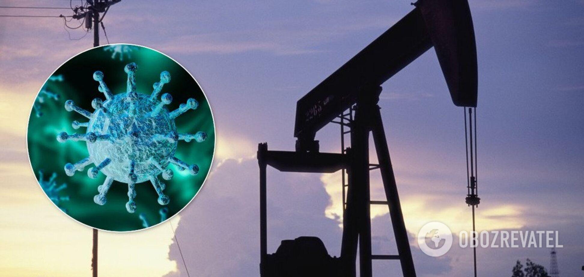 Мировая нефть подскочила в цене, несмотря на эпидемию коронавируса