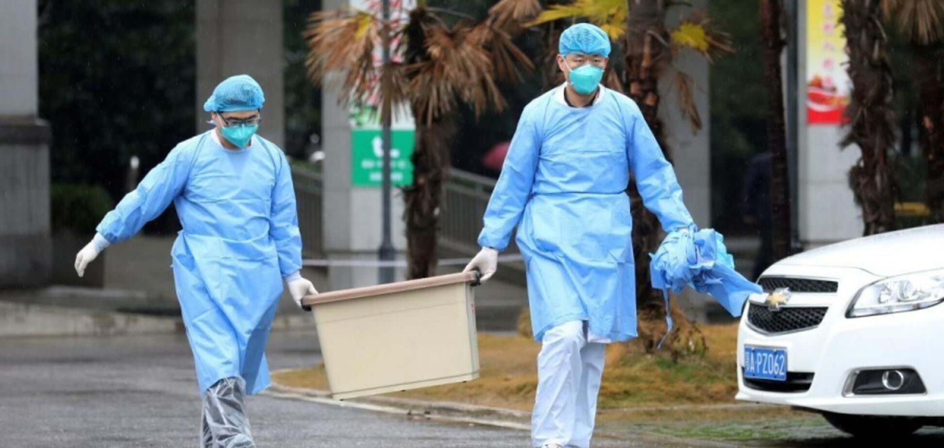 Коронавирус из Китая: хроника событий